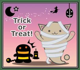 slime-cat Sticker[HW,Xmas,newyear] sticker #13044614