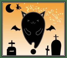 slime-cat Sticker[HW,Xmas,newyear] sticker #13044615