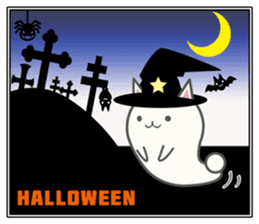 slime-cat Sticker[HW,Xmas,newyear] sticker #13044617