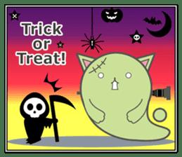 slime-cat Sticker[HW,Xmas,newyear] sticker #13044618