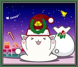 slime-cat Sticker[HW,Xmas,newyear] sticker #13044623