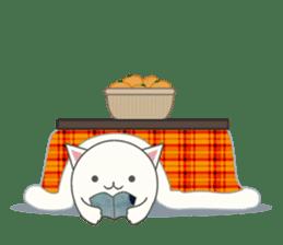 slime-cat Sticker[HW,Xmas,newyear] sticker #13044630