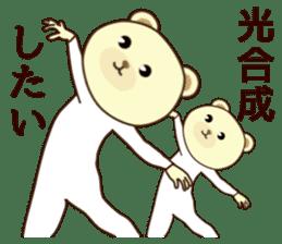 I am bear1 sticker #13044812