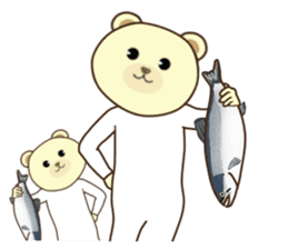 I am bear1 sticker #13044823