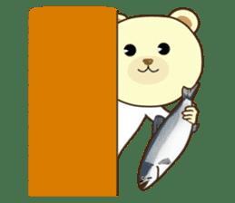 I am bear1 sticker #13044824