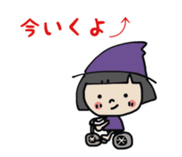 """natu""&""piyo"" Halloween version sticker #13048255"