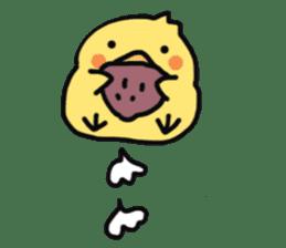 """natu""&""piyo"" Halloween version sticker #13048271"