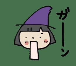 """natu""&""piyo"" Halloween version sticker #13048276"