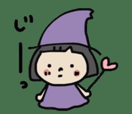 """natu""&""piyo"" Halloween version sticker #13048290"