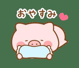 Butatan11 sticker #13052055