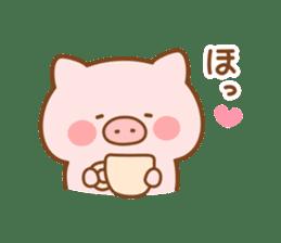 Butatan11 sticker #13052056