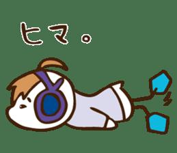 Mishiro 1 sticker #13056207
