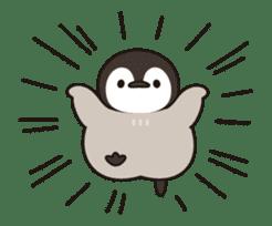 healing penguin2(animation ver.) sticker #13056359