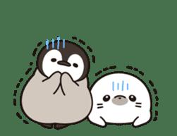 healing penguin2(animation ver.) sticker #13056371