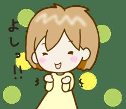 Spoiled Risu-chan4 sticker #13057283
