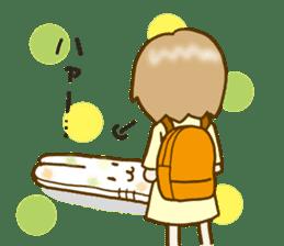 Spoiled Risu-chan4 sticker #13057287