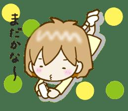 Spoiled Risu-chan4 sticker #13057290