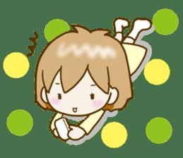 Spoiled Risu-chan4 sticker #13057291