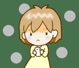 Spoiled Risu-chan4 sticker #13057293