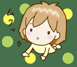 Spoiled Risu-chan4 sticker #13057304