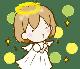 Spoiled Risu-chan4 sticker #13057306