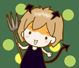 Spoiled Risu-chan4 sticker #13057307