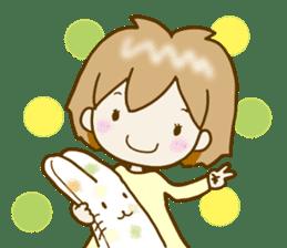 Spoiled Risu-chan4 sticker #13057308