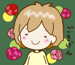 Spoiled Risu-chan4 sticker #13057309