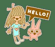 Emily Emoji sticker #13063686
