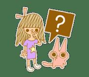 Emily Emoji sticker #13063688