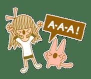 Emily Emoji sticker #13063689