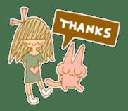 Emily Emoji sticker #13063690