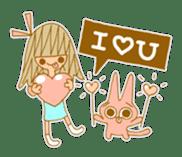 Emily Emoji sticker #13063696