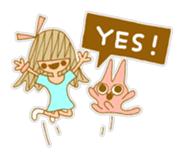 Emily Emoji sticker #13063697