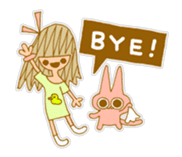 Emily Emoji sticker #13063701