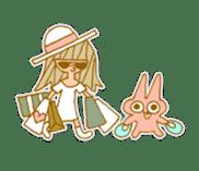 Emily Emoji sticker #13063702