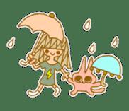 Emily Emoji sticker #13063707