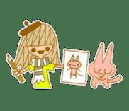Emily Emoji sticker #13063716