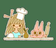 Emily Emoji sticker #13063724