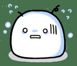 Just a Snowball sticker #13067976