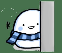 Just a Snowball sticker #13067981