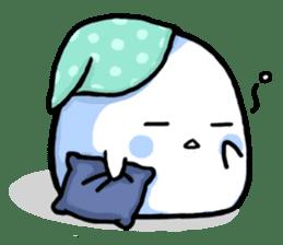 Just a Snowball sticker #13067990