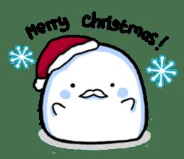 Just a Snowball sticker #13068004