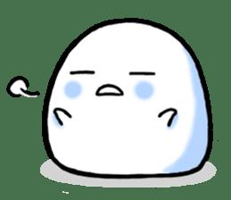 Just a Snowball sticker #13068010