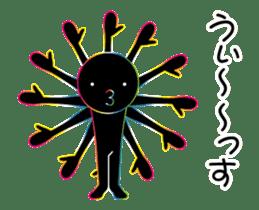 THE CHAOS BOY 2 sticker #13069119