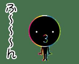 THE CHAOS BOY 2 sticker #13069123