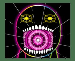 THE CHAOS BOY 2 sticker #13069132