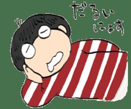NYOSUSU sticker #13083294