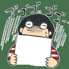 NYOSUSU sticker #13083332