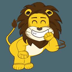 Joy Love Lions